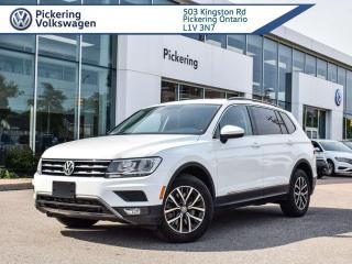 Used 2019 Volkswagen Tiguan COMFORTLINE!! 4MOTION for sale in Pickering, ON
