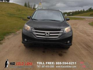 Used 2012 Honda CR-V Touring for sale in Cold Lake, AB