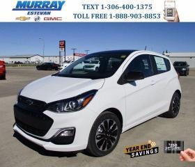 New 2021 Chevrolet Spark 1LT/ BACK-UP CAM/ WIFI/ BLUETOOTH/ REMOTE KEYLESS for sale in Estevan, SK