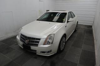 Used 2011 Cadillac CTS Sedan Performance for sale in Winnipeg, MB