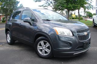Used 2013 Chevrolet Trax LT for sale in Mississauga, ON