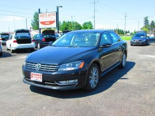 Used 2012 Volkswagen Passat 2.0L TDI SE AT for sale in Alvinston, ON