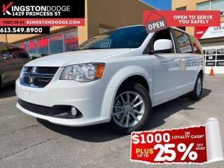 New 2020 Dodge Grand Caravan Premium Plus | Power Liftgate | Navigation | Remot for sale in Kingston, ON