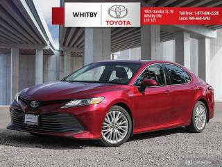Used 2018 Toyota Camry HYBRID XLE for sale in Whitby, ON