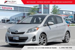 Used 2012 Toyota Yaris for sale in Toronto, ON