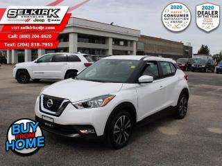 Used 2020 Nissan Kicks SV - Android Auto -  Apple Carplay for sale in Selkirk, MB