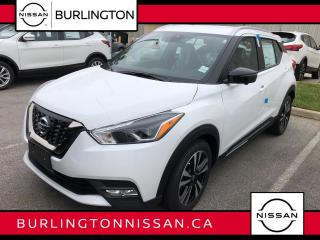 New 2020 Nissan Kicks SR FWD for sale in Burlington, ON