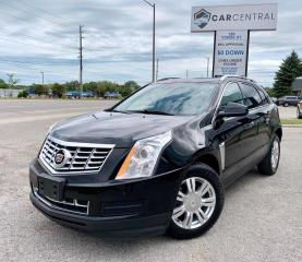 Used 2014 Cadillac SRX Luxury | AWD | PANO SUNROOF | BACKUP CAM | NAV | for sale in Barrie, ON