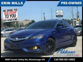 Used 2018 Acura ILX A-spec  NAVI|SUNROOF|REMOTE STRT| for sale in Mississauga, ON