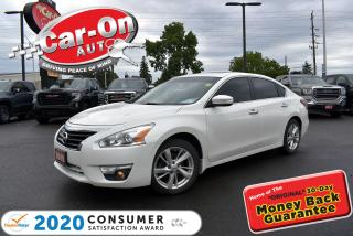 Used 2015 Nissan Altima 2.5 SL | NEW ARRIVAL | BOSE AUDOIO | LEATHER for sale in Ottawa, ON