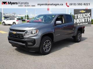 Used 2021 Chevrolet Colorado WT for sale in Kanata, ON