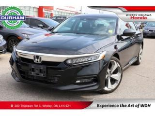 Used 2018 Honda Accord Touring for sale in Whitby, ON