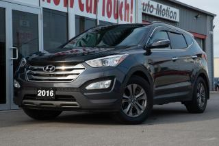 Used 2016 Hyundai Santa Fe Sport BACKUP CAM - POWER/HEATED SEATS - PANO SUNROOF for sale in Chatham, ON