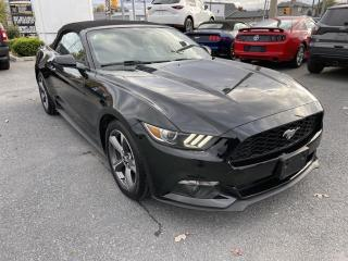 Used 2016 Ford Mustang EcoBoost Premium for sale in Cornwall, ON