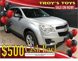 Used 2012 Chevrolet Equinox LS for sale in Guelph, ON
