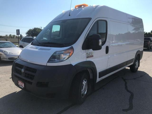 2018 RAM Cargo Van 3500 WELL MAINTAINED SERVICE VEHICLE