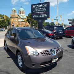 Used 2010 Nissan Rogue SL for sale in Windsor, ON