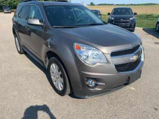 Used 2011 Chevrolet Equinox 2LT for sale in Waterloo, ON