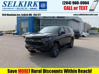 New 2021 Chevrolet Tahoe for sale in Selkirk, MB