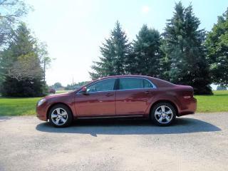 Used 2010 Chevrolet Malibu 2LT- Platinum Edition for sale in Thornton, ON