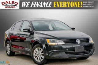 Used 2012 Volkswagen Jetta COMFORTLINE / MANUAL / BUCKET SEATS / for sale in Hamilton, ON