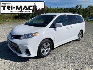 Used 2019 Toyota Sienna LE,8PASS,P-DOORS for sale in Port Hawkesbury, NS