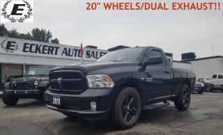 Used 2015 RAM 1500 Express/20