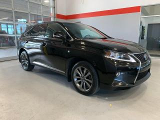 Used 2015 Lexus RX 350 F Sport for sale in Red Deer, AB