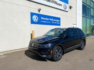 Used 2018 Volkswagen Tiguan HIGHLINE W/ DRIVERS ASSIST - CERTIFIED for sale in Edmonton, AB