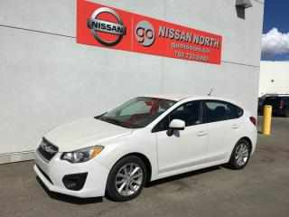 Used 2012 Subaru Impreza 2.0i w/Touring Pkg 4dr AWD 5 Door Hatchback for sale in Edmonton, AB