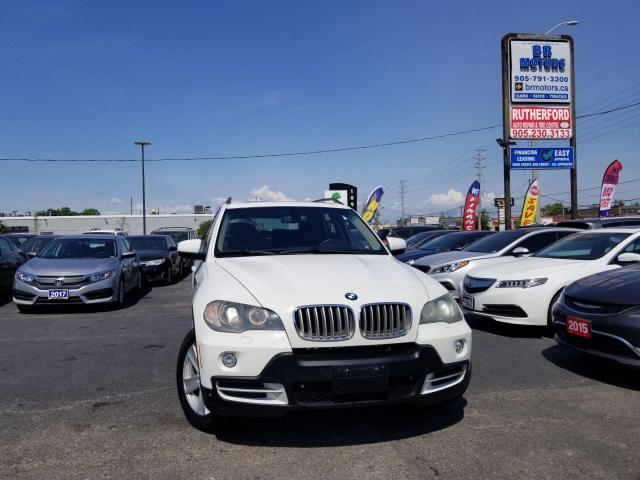2007 BMW X5 4.8i | No accidents|Ontario Vehicle