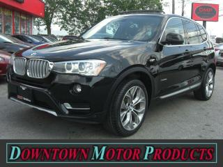 Used 2017 BMW X3 xDrive28i for sale in London, ON