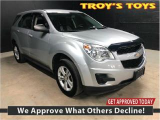 Used 2011 Chevrolet Equinox LS for sale in Guelph, ON