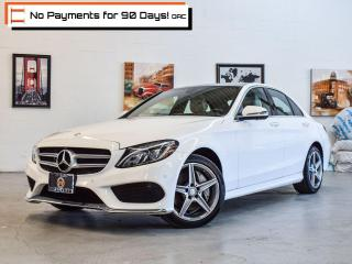 Used 2016 Mercedes-Benz C-Class *** SOLD * SOLD *** C300 | AMG | 360 | Bl Sp for sale in Pickering, ON