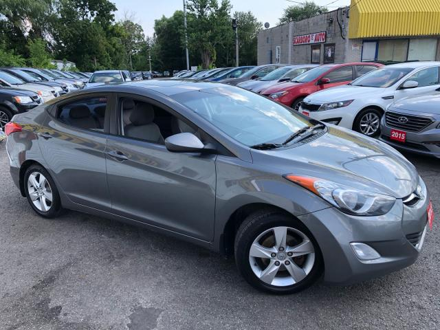 2013 Hyundai Elantra GLS/ AUTO/ SUNROOF/ PWR GROUP/ ALLOYS/ TINTED ++
