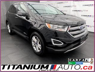 Used 2017 Ford Edge SEL+AWD+GPS+Camera+Pano Roof+Leather+Remote Start for sale in London, ON