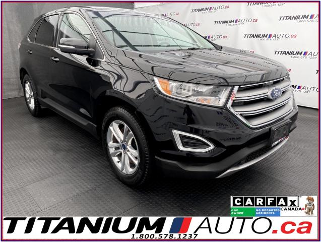 2017 Ford Edge SEL+AWD+GPS+Camera+Pano Roof+Leather+Remote Start