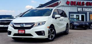 Used 2019 Honda Odyssey EX-RES for sale in Oakville, ON