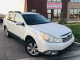 Photo of White 2010 Subaru Outback