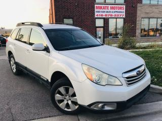 Used 2010 Subaru Outback 2.5L Premium for sale in Rexdale, ON