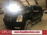 Photo of Black 2008 Cadillac Escalade