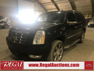 Used 2008 Cadillac Escalade 4D Utility AWD for sale in Calgary, AB
