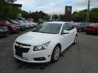 Used 2012 Chevrolet Cruze Eco for sale in Ottawa, ON