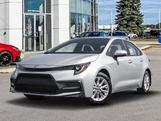 New 2021 Toyota Corolla SE MANAGERS SPECIAL! for sale in Winnipeg, MB