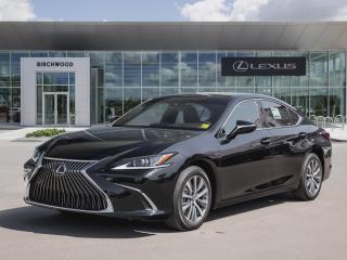 New 2020 Lexus ES 350 PREMIUM for sale in Winnipeg, MB