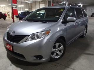 Used 2014 Toyota Sienna LE 8 PASSENGER *** BEST PRICE IN OTTAWA!!! *** for sale in Nepean, ON