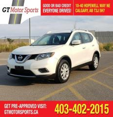Used 2015 Nissan Rogue S  IAWD| $0 DOWN - EVERYONE APPROVED! for sale in Calgary, AB