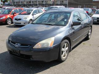 Used 2005 Honda Accord EX-L for sale in Vancouver, BC