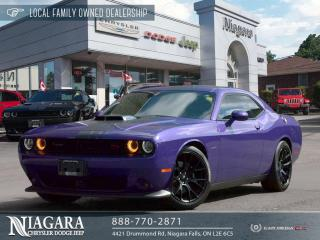 Used 2019 Dodge Challenger R/T SHAKER for sale in Niagara Falls, ON