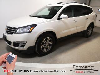 Used 2014 Chevrolet Traverse 1LT|Warranty-Just Arrived| for sale in Brandon, MB
